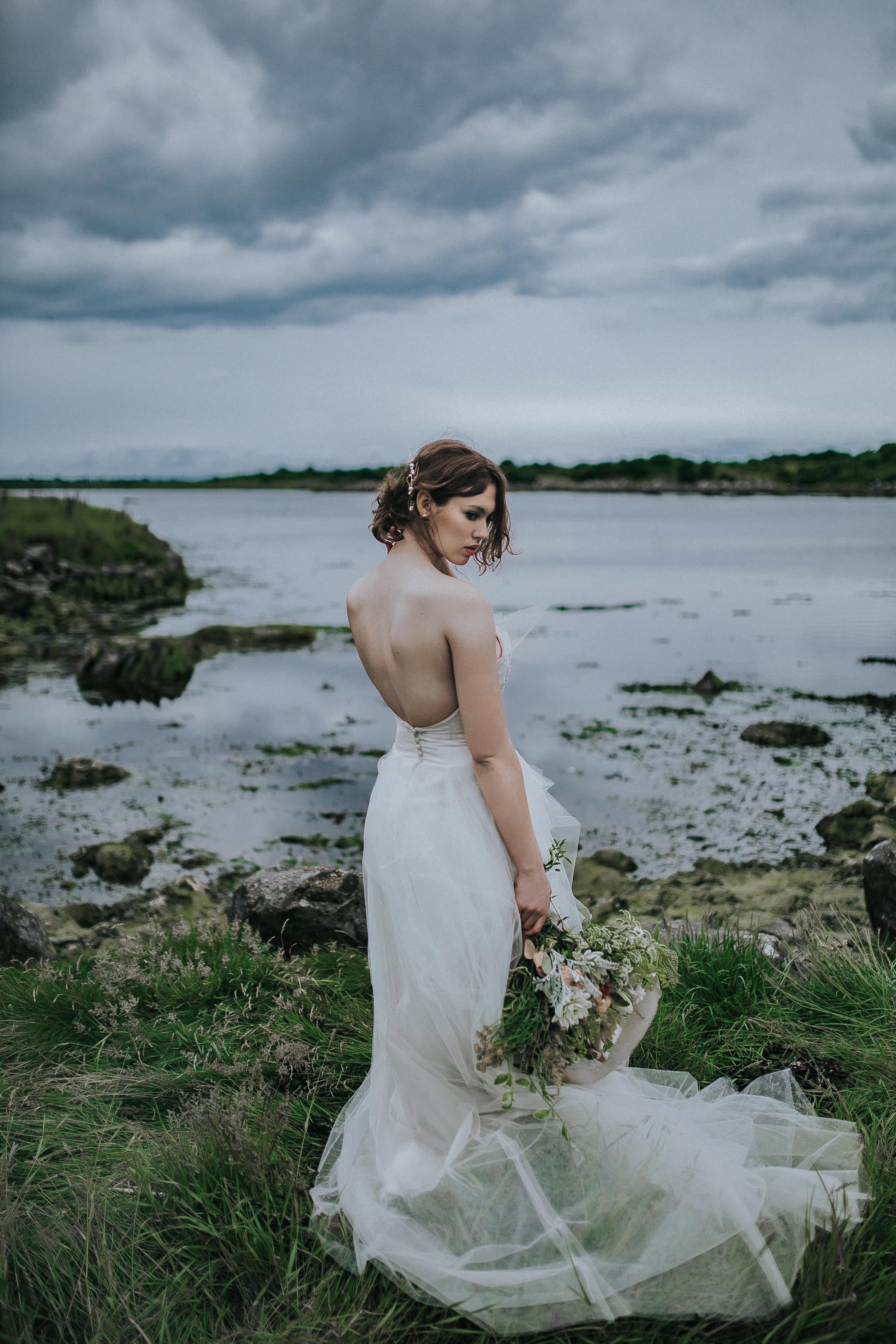 Bridal   Galway, Ireland Elopement Photographer • Shuttergram Portraits